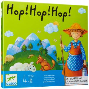 Djeco - DJ08408 - Jeux -  Hop ! Hop ! Hop ! (5755)