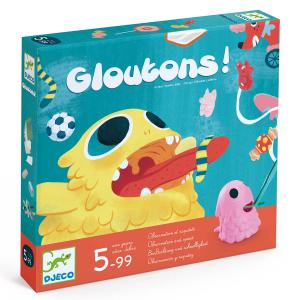 Djeco - DJ08411 - Jeu Gloutons (5756)