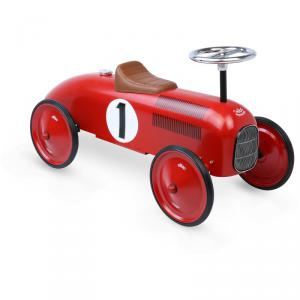 Vilac - 1049 - Porteur voiture vintage rouge (58322)