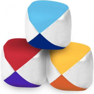 Vilac - 4309 - Set de 3 balles de jonglage (58364)