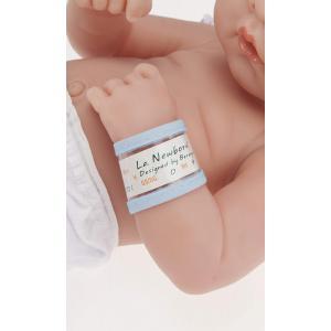 Berenguer - 18504 - Poupon Newborn nouveau né pleureur sexué garçon 36 cm (58417)