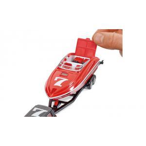 Siku - 2543 - Voiture avec bateau - 1:55ème (60125)