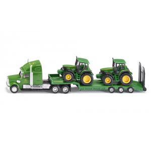 Siku - 1837 - Surbaissé avec tracteurs John Deere - 1:87ème (60171)