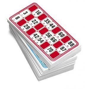 Jeujura - 8989 - 96 cartes de loto (6110)