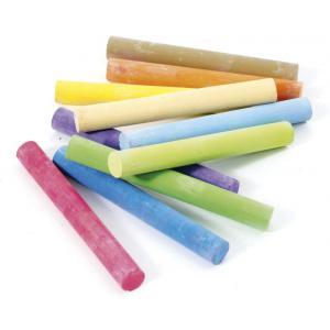 Jeujura - 8995 - Boite 10 craies couleurs (6112)