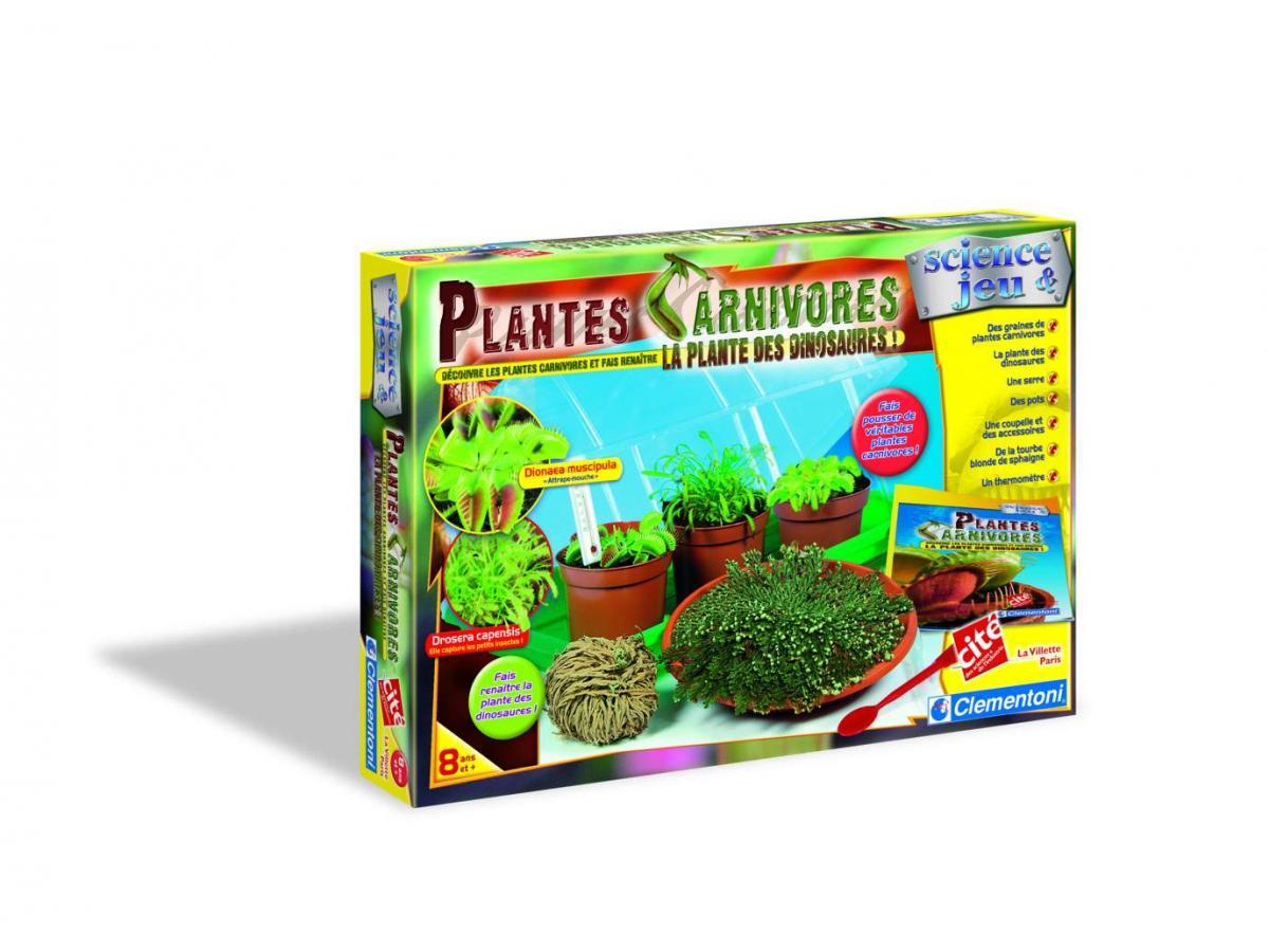 plante carnivore jouet