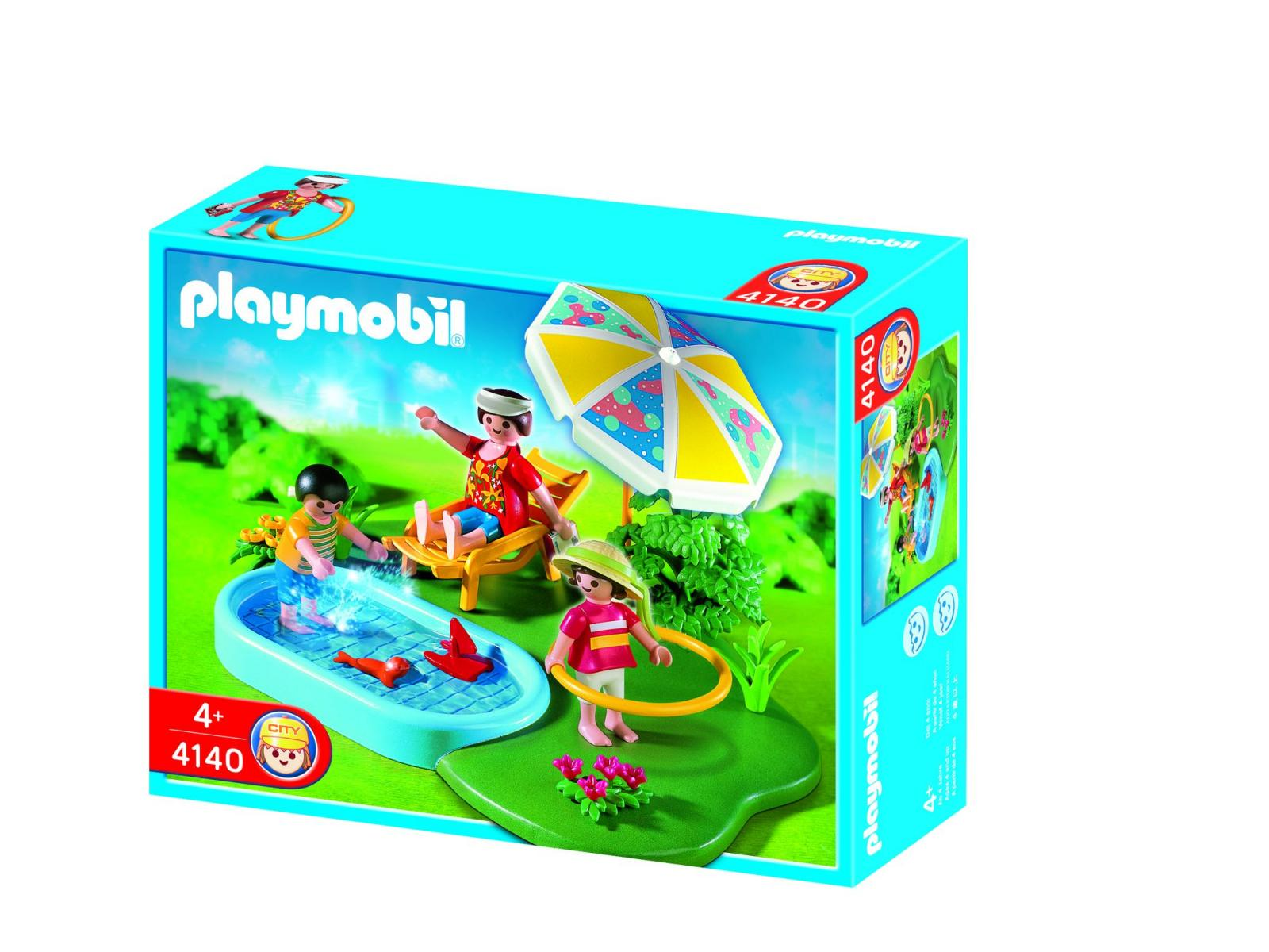 Beautiful playmobil petit boite de chambre photos for Chambre playmobil