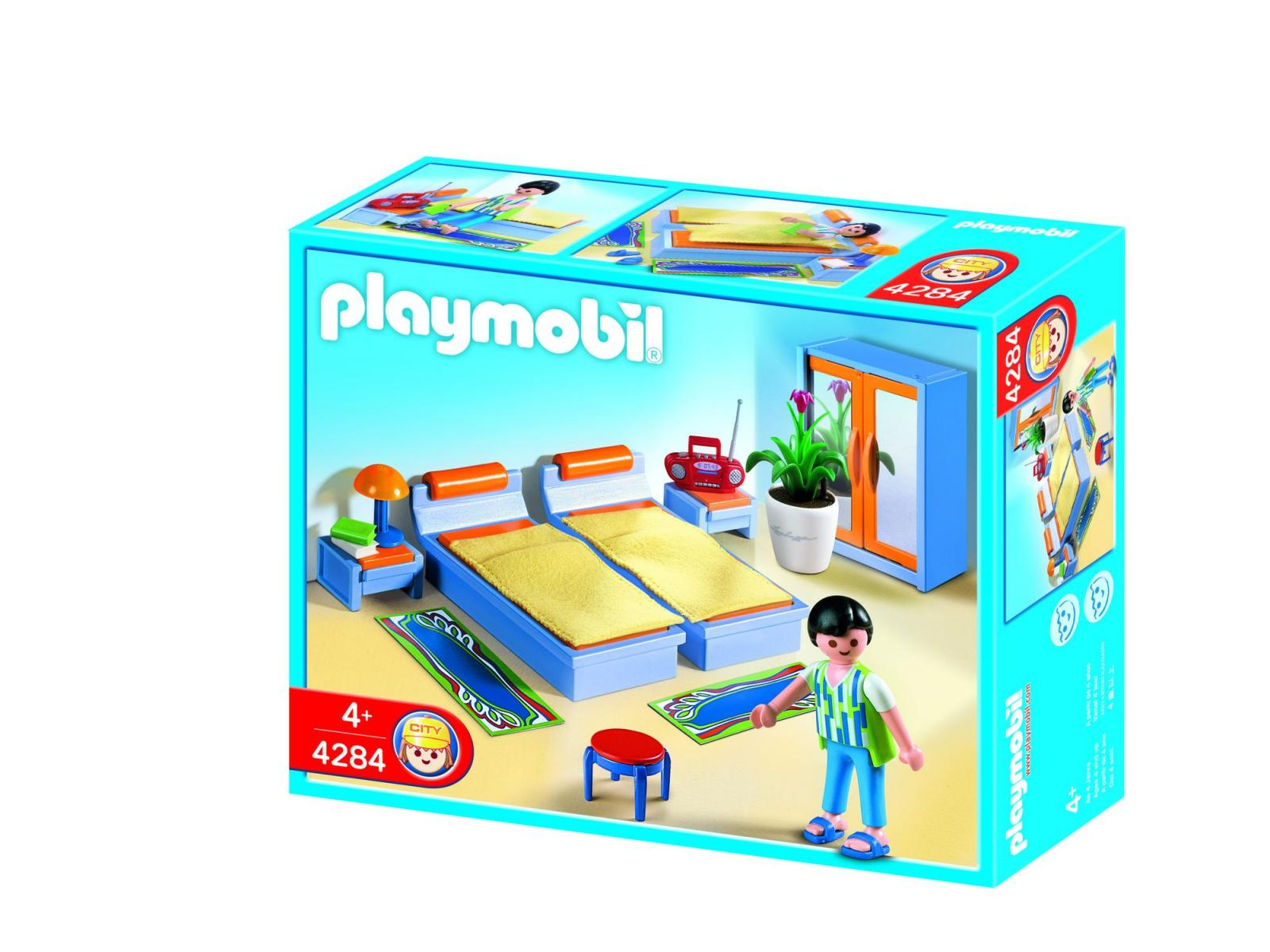 Playmobil maison moderne 4279 id es novatrices de la for Extension maison 4279