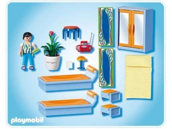 Chambre Moderne Playmobil : Playmobil chambre gallery of enfants maison