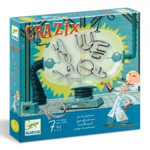 Djeco - DJ08463 - Jeux -  Crazix * (63828)