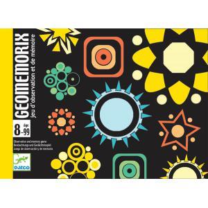 Djeco - DJ05182 - Jeu de cartes - Geomemorix (63860)