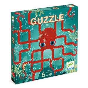 Djeco - DJ08471 - Jeu Guzzle (63865)