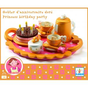 Djeco - DJ06521 - Imitation - Gourmandises -  Dinette de princesses * (63878)