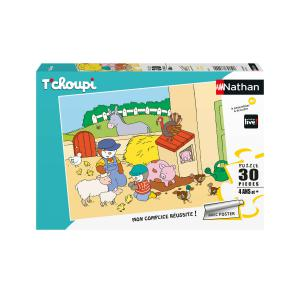 Nathan puzzles - 86290 - Puzzles 30 pièces - Nathan (63976)