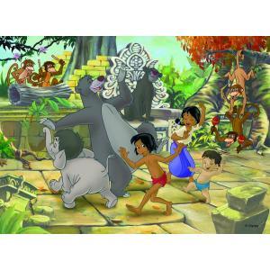 Nathan puzzles - 86594 - Puzzle 60 pièces - Dansons ! / Livre de la Jungle 2 (64059)