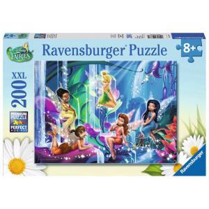 Ravensburger - 12777 - Puzzle 200 pièces XXL - Au pays des fées / Fairies (64108)