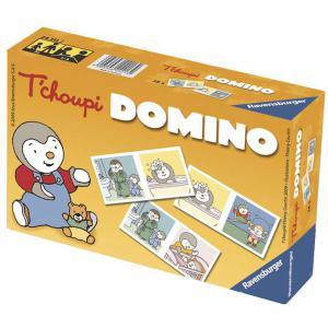 Ravensburger - 24311 - Domino T'choupi (64194)