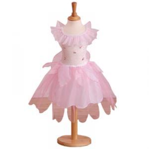 Travis - PF3 - Costume Rosebud Fairy pink/white - 3 à 5 ans (66227)