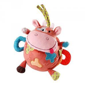 Lilliputiens - 86074 - Livre bébé Vicky la vache (66387)