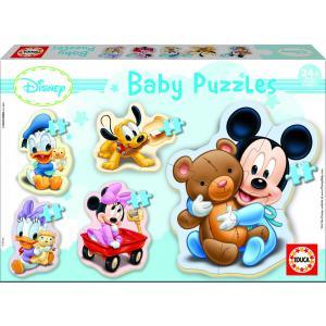 Educa - 13813 - Puzzle Baby Mickey (67006)