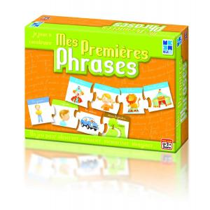 Megableu editions - 678005 - Mes premières phrases (67223)