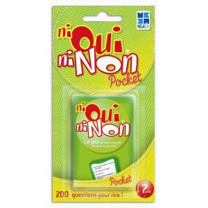 Megableu editions - 678050 - Ni oui ni non Pocket Classique (67225)