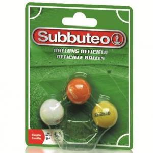 Megableu editions - 678303 - Subbuteo boîte ballons (67229)