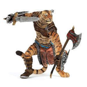 Papo - 38954 - Mutant tigre - Dim. 6,8 cm x 8 cm x 10 cm (67431)