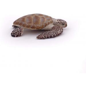 Papo - 56005 - Tortue caouanne - Dim. 7,7 cm x 6,97 cm x 2 cm (67461)