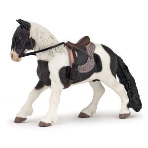 Papo - 51117 - Figurine Poney avec selle (67464)