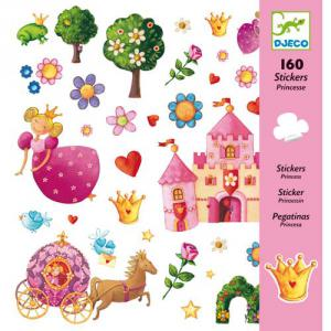 Djeco - DJ08830 - Stickers princesse marguerite (76381)