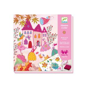Djeco - DJ08791 - Tampons - Histoires à créer Princesses * (76422)