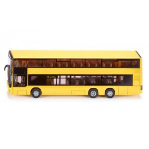 Siku - 1884 - MAN bus urbain à impériale - 1:87ème (85358)