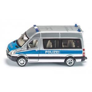 Siku - 2313 - Voiture d'équipe police - 1:50ème (85372)