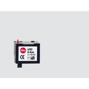 Siku - 6702 - Batterie de rechange - 1:32ème (85474)