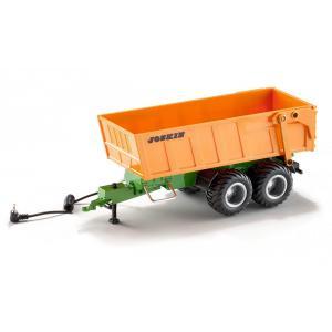 Siku - 6780 - Remorque tandem 2-essieux - 1:32ème (85477)