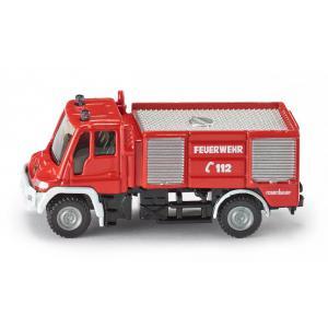 Siku - 1068 - Pompiers Unimog - 1:87ème (85569)
