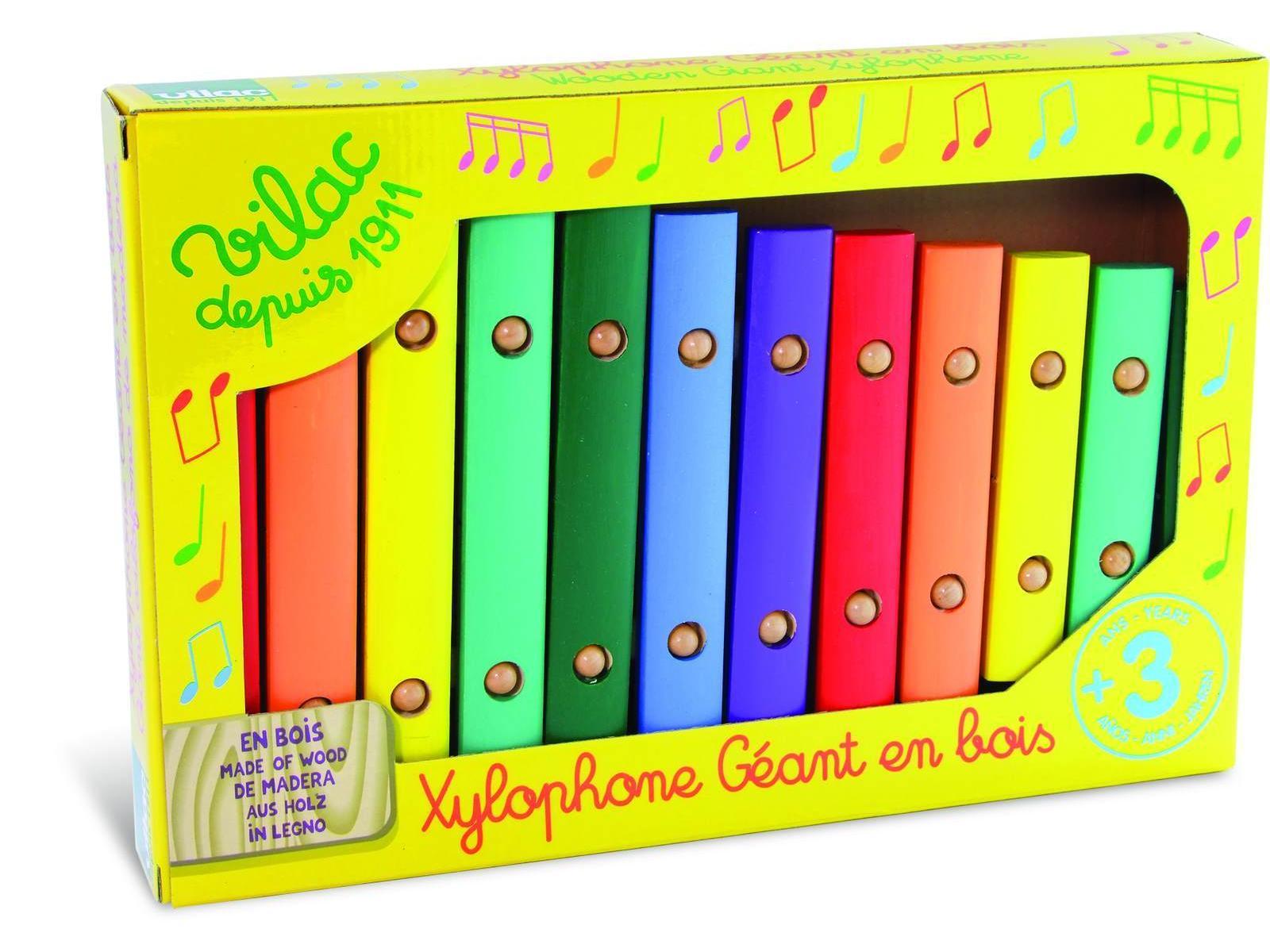 vilac xylophone 12 notes. Black Bedroom Furniture Sets. Home Design Ideas