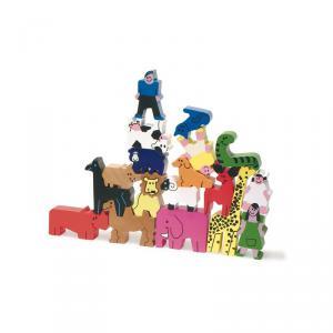 Vilac - 2172 - Puzzle 3D Nos amis les animaux (88891)