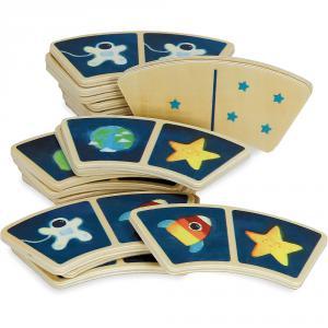 Vilac - 6065 - Dominos dans les étoiles (89099)