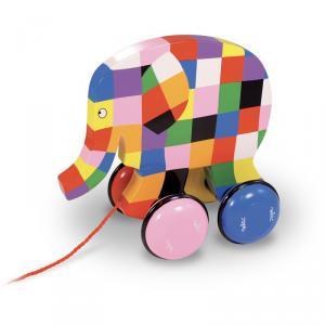 Elmer - 5911 - Elmer à traîner (89209)