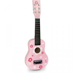 Vilac - 8305 - Guitare fleurs (89303)