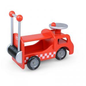 Vilac - 1013 - Porteur camion de pompier 2 en 1 (89466)
