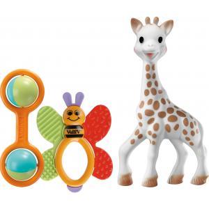 Sophie la girafe - 200161 - Set de naissance papillon Sophie la girafe (89734)