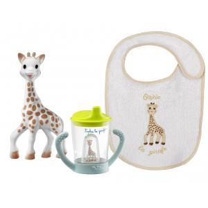 Sophie la girafe - 450311 - Set tasse anti-fuite Sophie la girafe (Tasse BPA free) (89762)