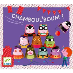 Djeco - DJ02061 - Fêtes - Anniversaires -  Chamboul'boum * (90637)