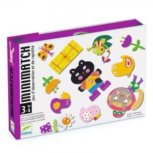 Djeco - DJ05175 - Jeu de cartes - MiniMatch (90654)