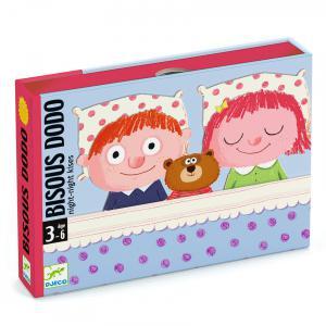 Djeco - DJ05176 - Jeu de cartes - Bisous Dodo (90655)