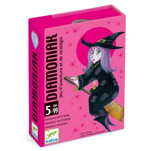 Djeco - DJ05117 - Jeu de cartes - Diamoniak (90656)