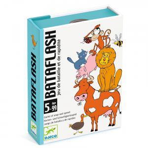Djeco - DJ05118 - Jeu de cartes Bataflash (90657)